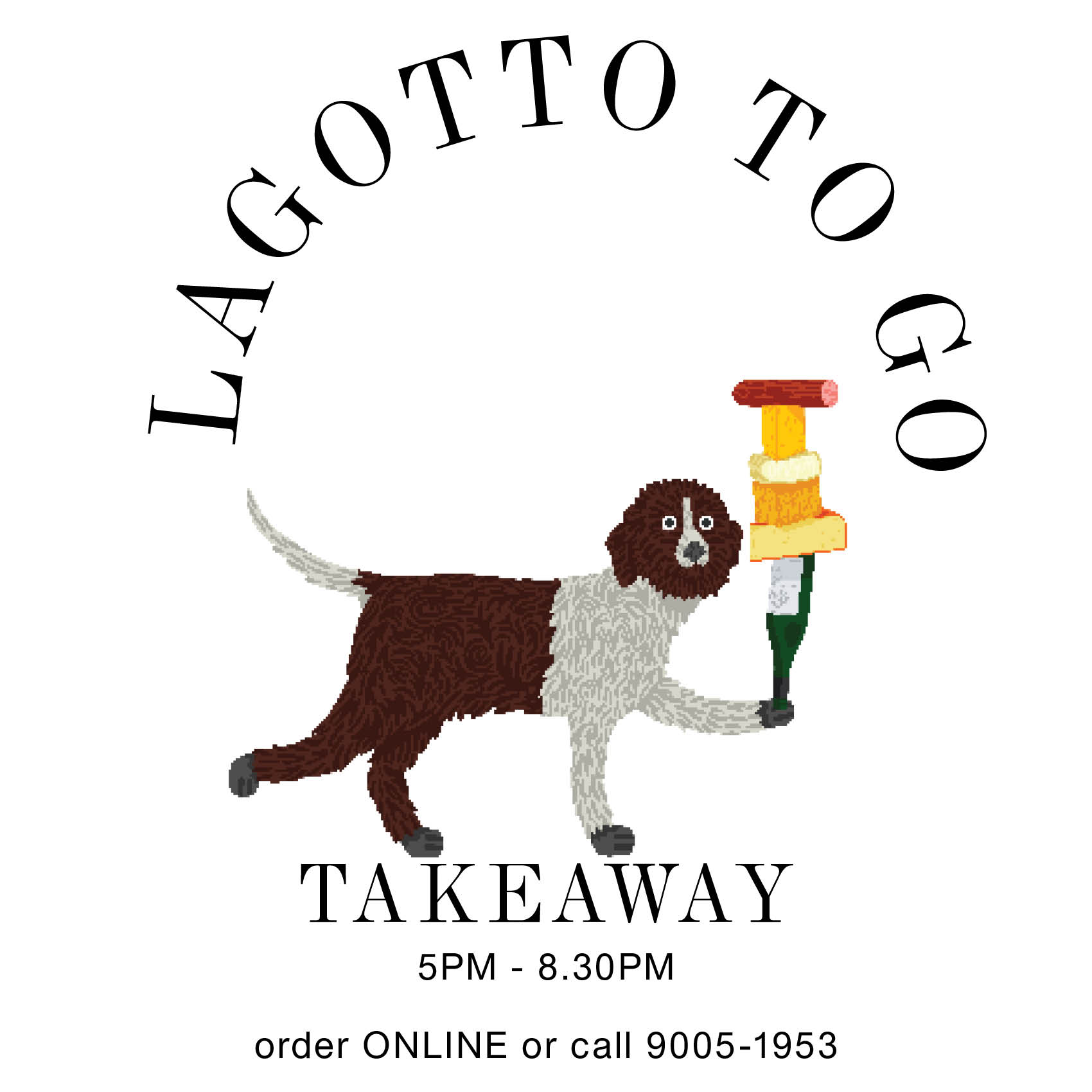 Café Lagotto Announcement!